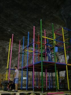 Játszóház építés 3