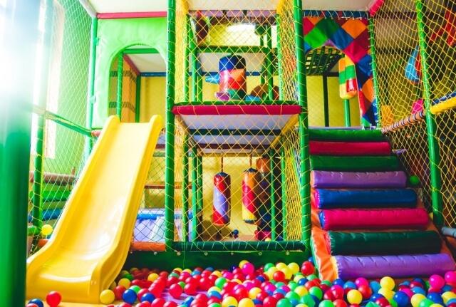 NBG Play Parks beltéri játékparkok